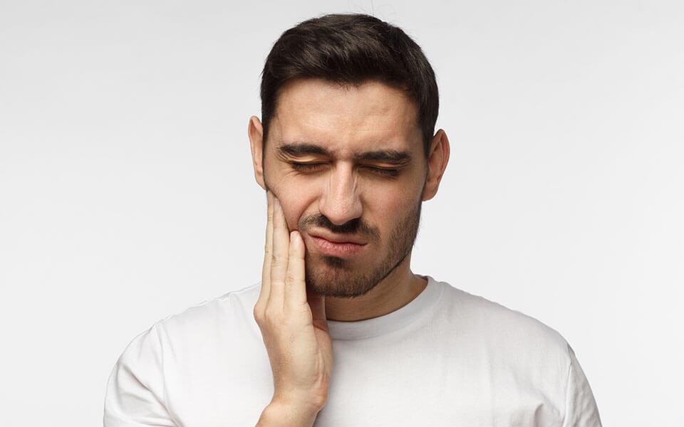 Kiefergelenksbeschwerden
